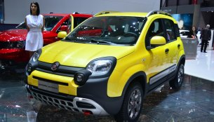 Geneva Live: Fiat Panda Cross & Fiat Freemont Cross unveiled