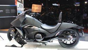 Bangkok Live - Honda NM4 concept