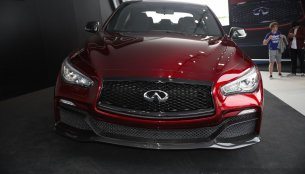 NAIAS Live - Infiniti Q50 Eau Rouge [Update 1 - Engine specs confirmed in Geneva, Update 2 - Goodwood presentation]