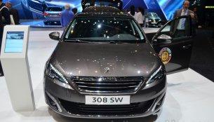 Geneva Live - Peugeot 308 Station Wagon unveiled
