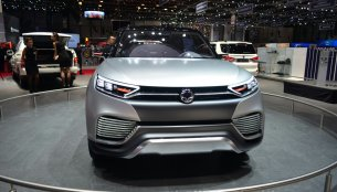 Report - Ssangyong X100 mini SUV Jan 2015 launch confirmed, seven seat variant in late 2015