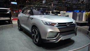Sri Lanka - Ssangyong X100 compact SUV to launch in 2015