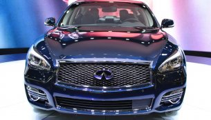 New York Live - 2015 Infiniti Q70 [Update - Shown at Moscow Motor Show]