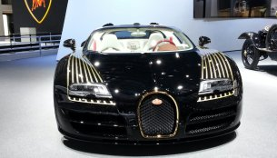 Final Bugatti Veyron to be unveiled at the 2015 Geneva Motor Show - Report