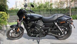 Review - Harley Davidson Street 750