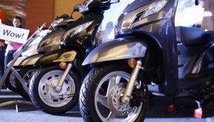 Report - Honda to establish world's largest scooter plant in Gujarat