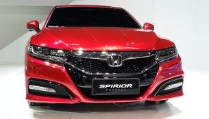 Beijing Live - Next generation Honda Spirior Concept (Chinese Honda Accord)