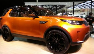 5 things we know about 2017 Land Rover Discovery