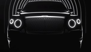 Report - Bentley Bentayga is the name of new luxury SUV?