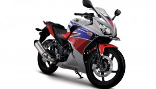 Indonesia - Honda CBR250R facelift with twin headlamps launched