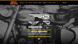IAB Report - Royal Enfield adopts new logo, monogram and crest