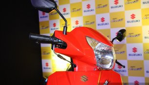 Report - Suzuki's 6 new products for India to comprise of 4 scooters