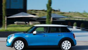 IAB Report - India-friendly 5-door MINI revealed
