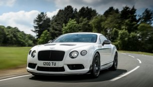 UK - Bentley Continental GT3-R limited edition introduced