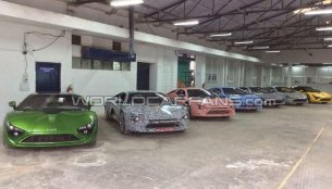 Spied - DC Avanti spotted at a workshop