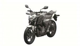 Report - Honda CBR300R based CB300F naked street fighter is almost ready