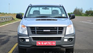 Review - Isuzu D-Max and D-Max Space Cab