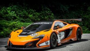 2014 Goodwood - McLaren 650S GT3 unveiled