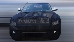 Spied - Ssangyong's EcoSport rival snapped inside out