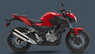 US - Honda CB300F naked motorcycle unveiled, priced at USD 3,999