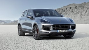 IAB Report - 2015 Porsche Cayenne facelift revealed with mechanical improvements