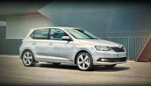 IAB Report - 2015 Skoda Fabia to enter production later this month in the Czech Republic