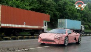 Spied - Production ready DC Avanti caught on test, again