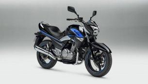 UK - Suzuki Inazuma 250Z special edition launched