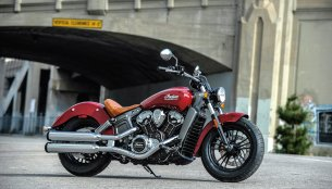 IAB Report - 2015 Indian Scout goes on sale in India at INR 11.99 lakhs