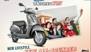 IAB Report - Suzuki Access 125 gets a model year refresh
