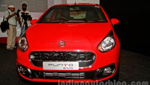 Fiat Punto Evo prices slashed by up to INR 47,365