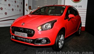 Features & Specifications - Fiat Punto Evo