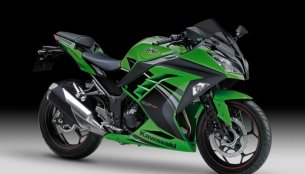 IAB Report - Kawasaki Ninja 300 Special Edition launched in Europe