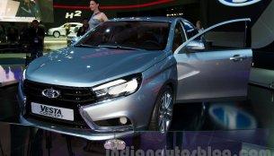 Lada Vesta hatchback in the works - Russia