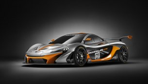 IAB Report - 1,000 PS McLaren P1 GTR to be built in strictly limited numbers