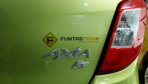 Malaysia - Budget car Perodua Axia (name confirmed) takes aim at the Hyundai i10