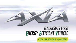 Malaysia - Perodua Axia bookings open, prices starting from INR 4.77 lakhs
