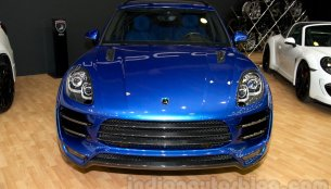 IAB Report - Top Car tuned Porsche 911 Stinger GTR & Macan Ursa showcased in Moscow