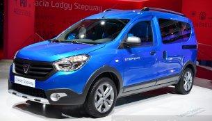 Paris Live - Dacia Dokker Stepway