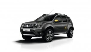IAB Report - Duster Air special edition announced in Europe