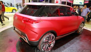 Indonesia Live - Daihatsu CUV-2 mini SUV concept