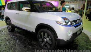 Indonesia Live - Daihatsu SUV-2 concept