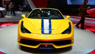 Report - Next Ferrari 458 launching at 2015 Geneva Motor Show with twin-turbo V8