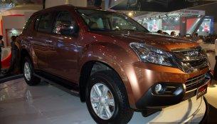 Isuzu MU-X (Toyota Fortuner-rival) to launch in India this year - Report
