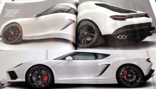 Report - More purported Lamborghini Asterion leaks surface