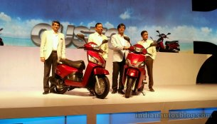 IAB Report - Mahindra Gusto launched at INR 43,000