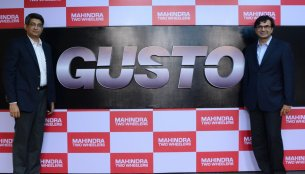 IAB Report - Mahindra names upcoming scooter 'Gusto'; Launch on Sept 29