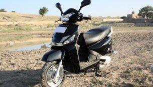 Mahindra Gusto 125 to launch soon - IAB Report