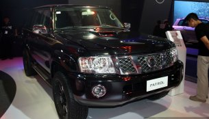 Live - Nissan at the Philippines International Motor Show 2014