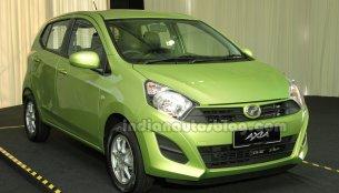 IAB Report - Perodua Axia launched in Malaysia